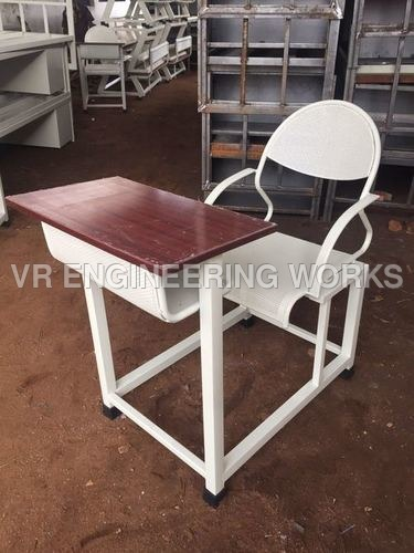 Primary Single Seater School Desk