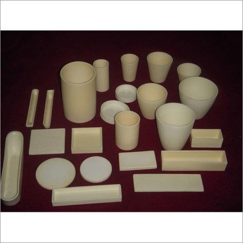 Alumina Laboratory Wares