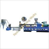 Plastic Processing Granules Machine