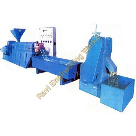 Plastic Recycling Plant