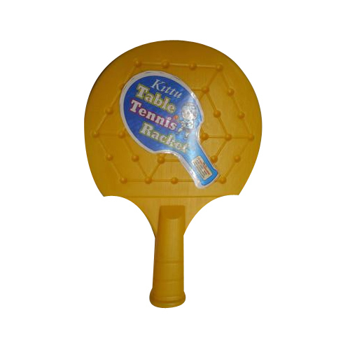 Plastic Table Tennis Racket