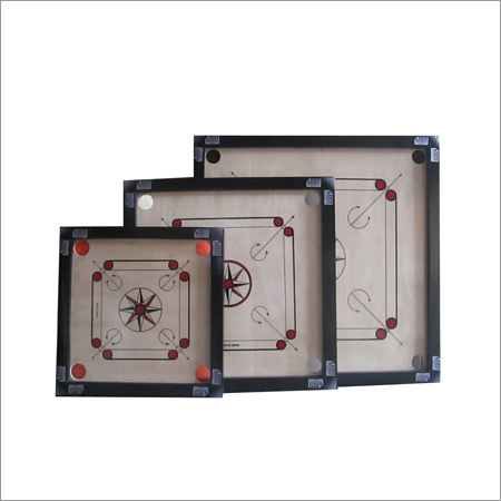 32 Inch Carrom Board
