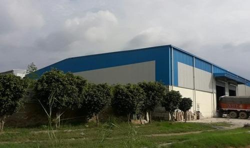 Pre Engineered Buildings Warehouses