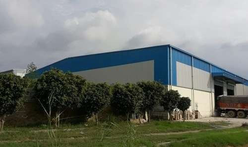 Pre Engineered Warehouse
