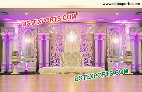 Romantic Wedding Stage