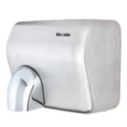 Euronics Automatic Hand Dryers Stainless Steel