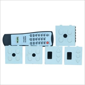 Wireless Remote Control Switches for 12 Lights & 2 Fan