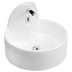 Euronics Washbasin With Inbuilt Sensor Tap