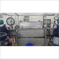 Gherkin Bottle or Jar Line Processing Machinery