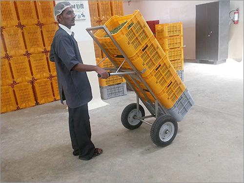 Gherkin Crate trolley