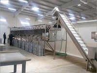 Grading Machine With Elevator