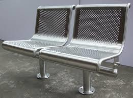 Steel Benches