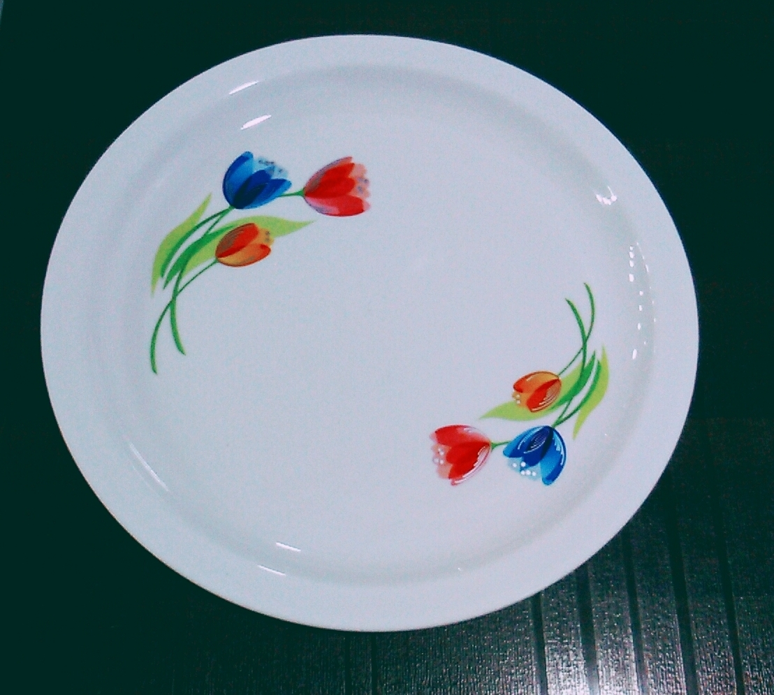 Round Catering Plates