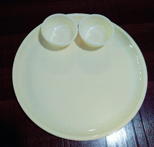Plain Catering Plate