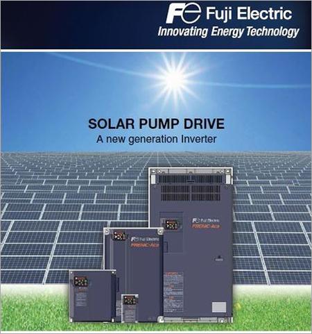 Fuji Solar Pump AC Drive