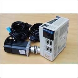 Series Servo Amplifier and Servo Motor