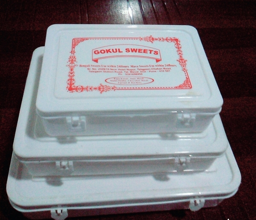 sweets box and container