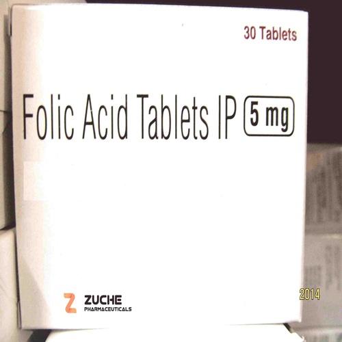 Folic Acid Tablets 250mg