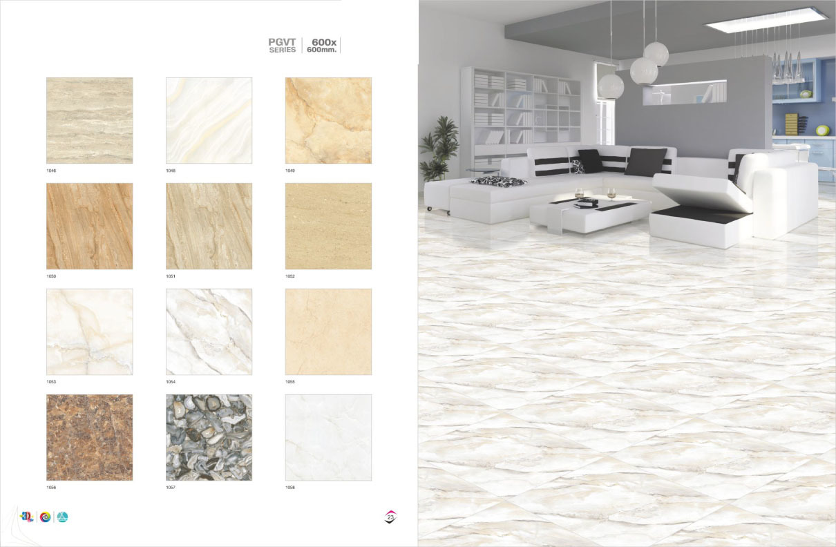 Marble Porcelain Tiles