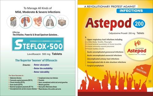 Steflox & Astepod