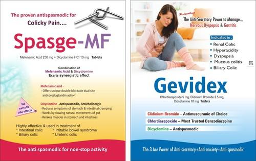 Spasge-MF & Gevidex