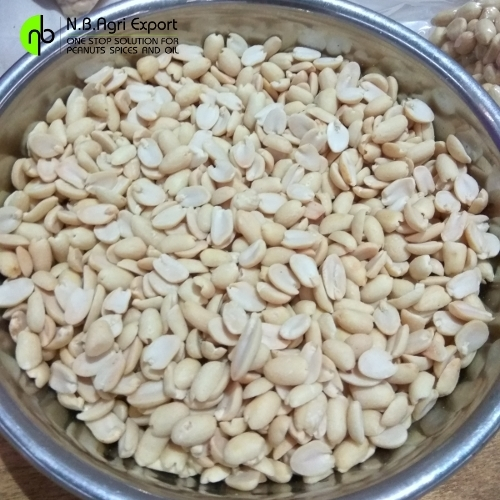Split Groundnuts