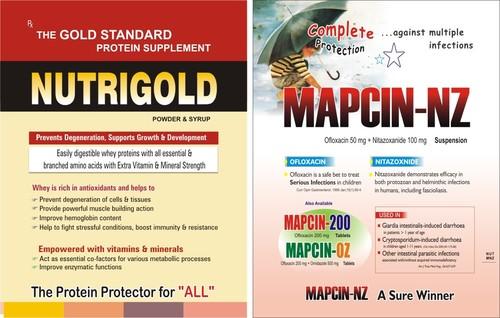 Nutrigol & Mapcin