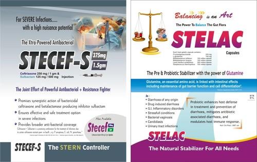 Stecef-S & Stelac