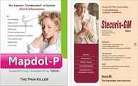 Mapdol-P & Stecerin GM