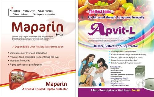 Maparin & Apvit-L