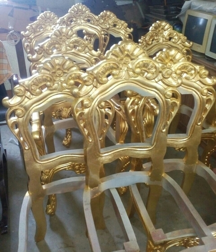 Decorative Gold Leaf Item