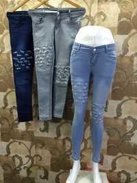 Ladies Jeans Pant