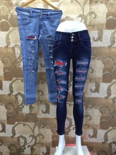 Denim Ladies Jeans