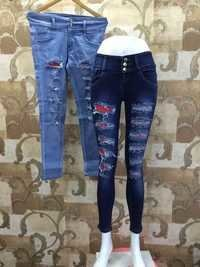 Denim Ladies Jeans