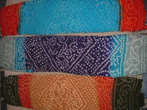 Tie Dye Bandhani Saree