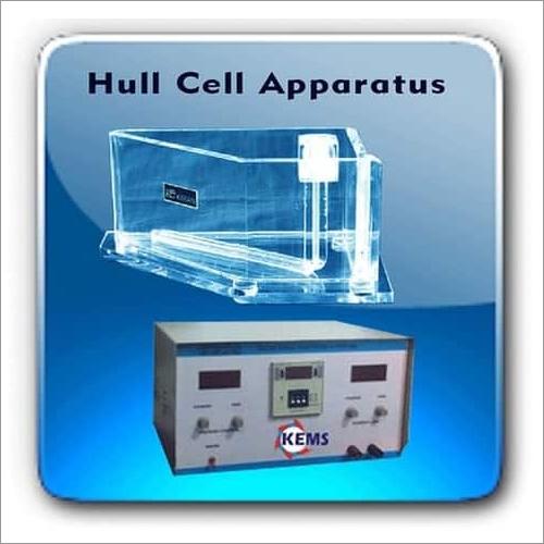 Hull Cell Apparatus
