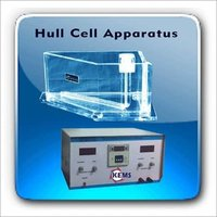 Hull Cell Apparatus