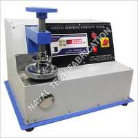Bursting Strength Testing Machinery