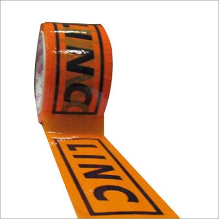 Logo Printing Bopp Tape
