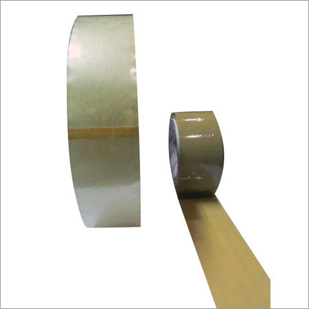 Un-Printed BOPP Self Adhesive Tapes