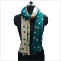 Cashmere Pashmina Shawls with polka dot print