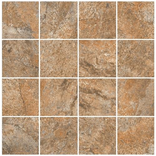Ceramic Designer Checkered Floor Tiles