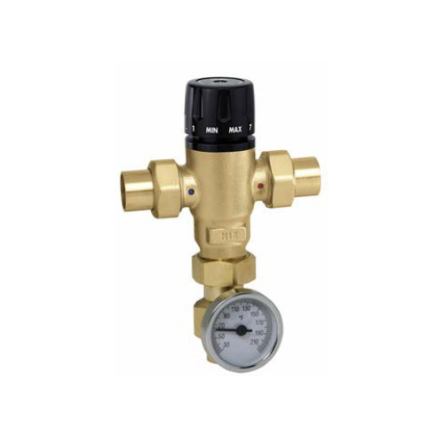 Temperature Gauge Valve