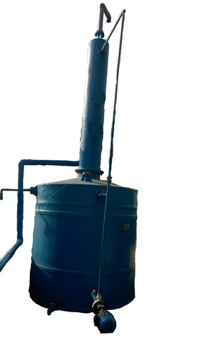 Chlorine Scrubber System
