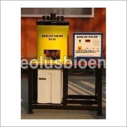 Wastewater Deodorization System