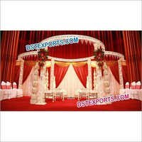 Crystal Mandap For Wedding