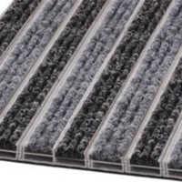 Euronics Dust Buster Recessed Aluminium