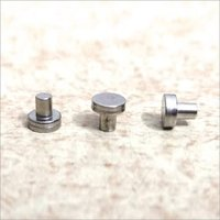 Industrial Tungsten Brazed Contacts Rivets