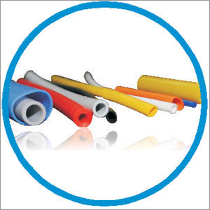 Silicone Rubber Extruded Sleeves