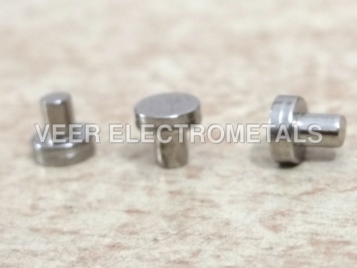 Industrial Tungsten Contact Rivets